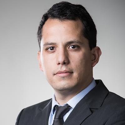 Yvan Cardenas - CFO