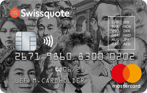 Multi-currency Credit Card