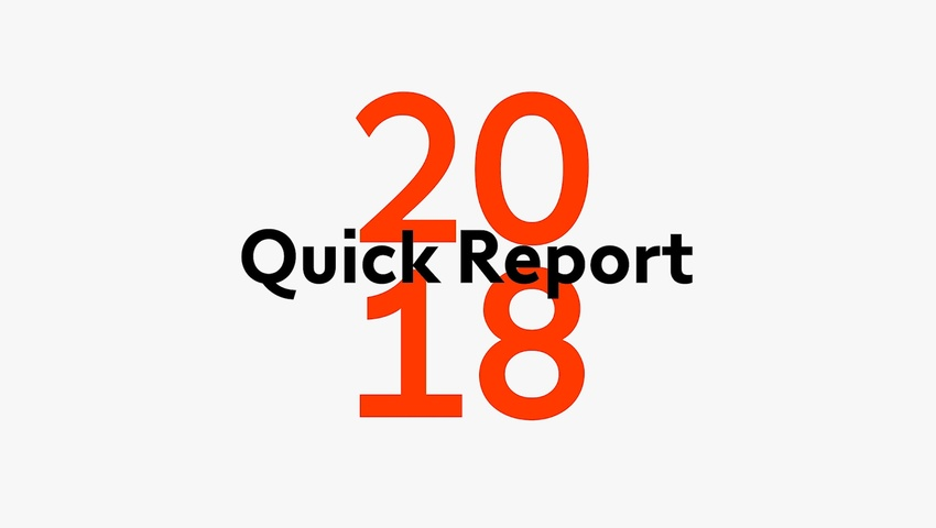 quick report 2018 header