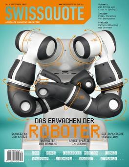 Das Erwachen der Roboter