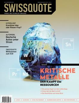 Swissquote Magazine 53