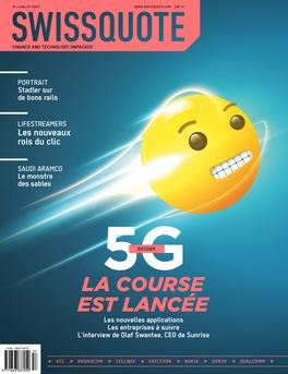 Swissquote Magazine 57
