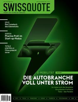 Swissquote Magazine 58