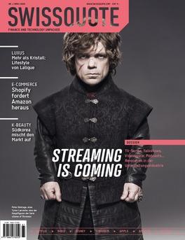 Swissquote Magazine 61