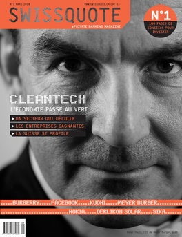 Swissquote Magazine 01