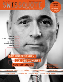 Swissquote Magazine 08