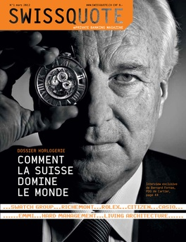 Swissquote Magazine 13