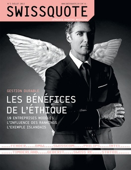 Swissquote Magazine 15