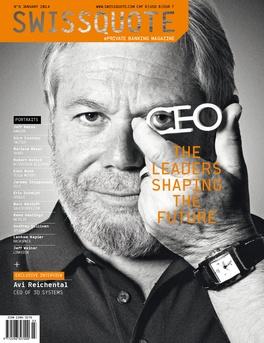 Swissquote Magazine 24