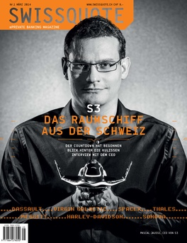 Swissquote Magazine 25