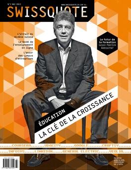 Swissquote Magazine 32