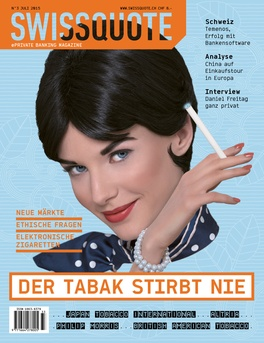 Swissquote Magazine 33