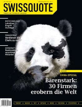 Swissquote Magazine 55