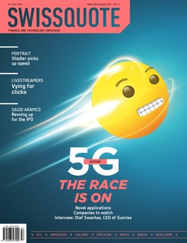 5G The race is on