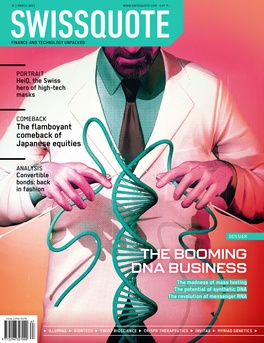 The booming DNA business