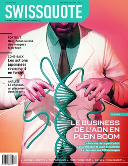 Le business de l'ADN en plein boom