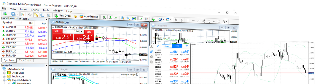 metatrader-4-first-screen