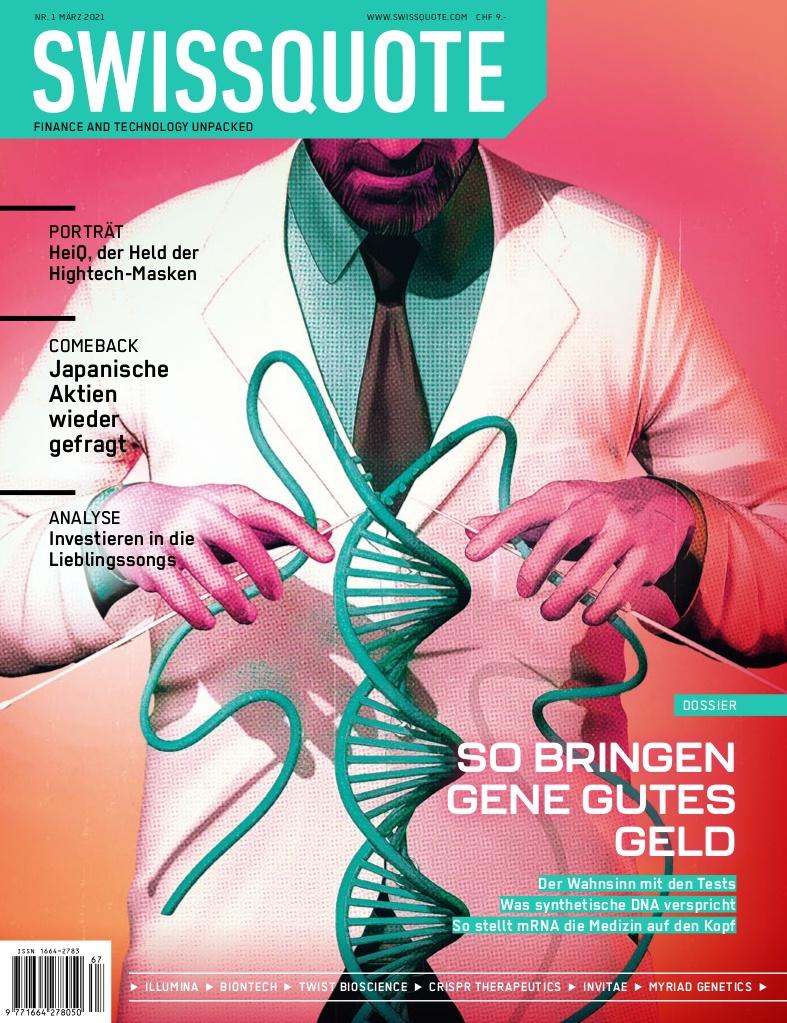 Swissquote Magazine - N°67
