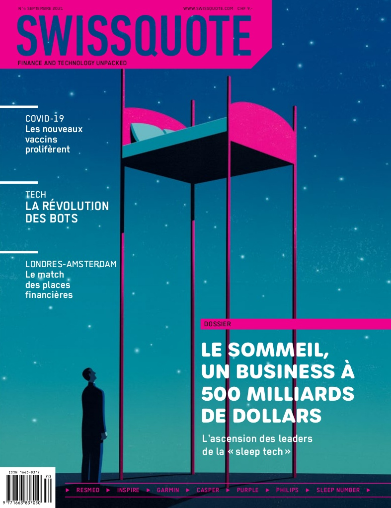 Swissquote Magazine - N°70