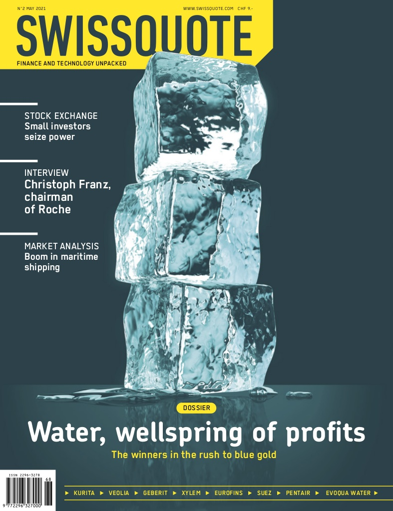 Water, wellspring of profits