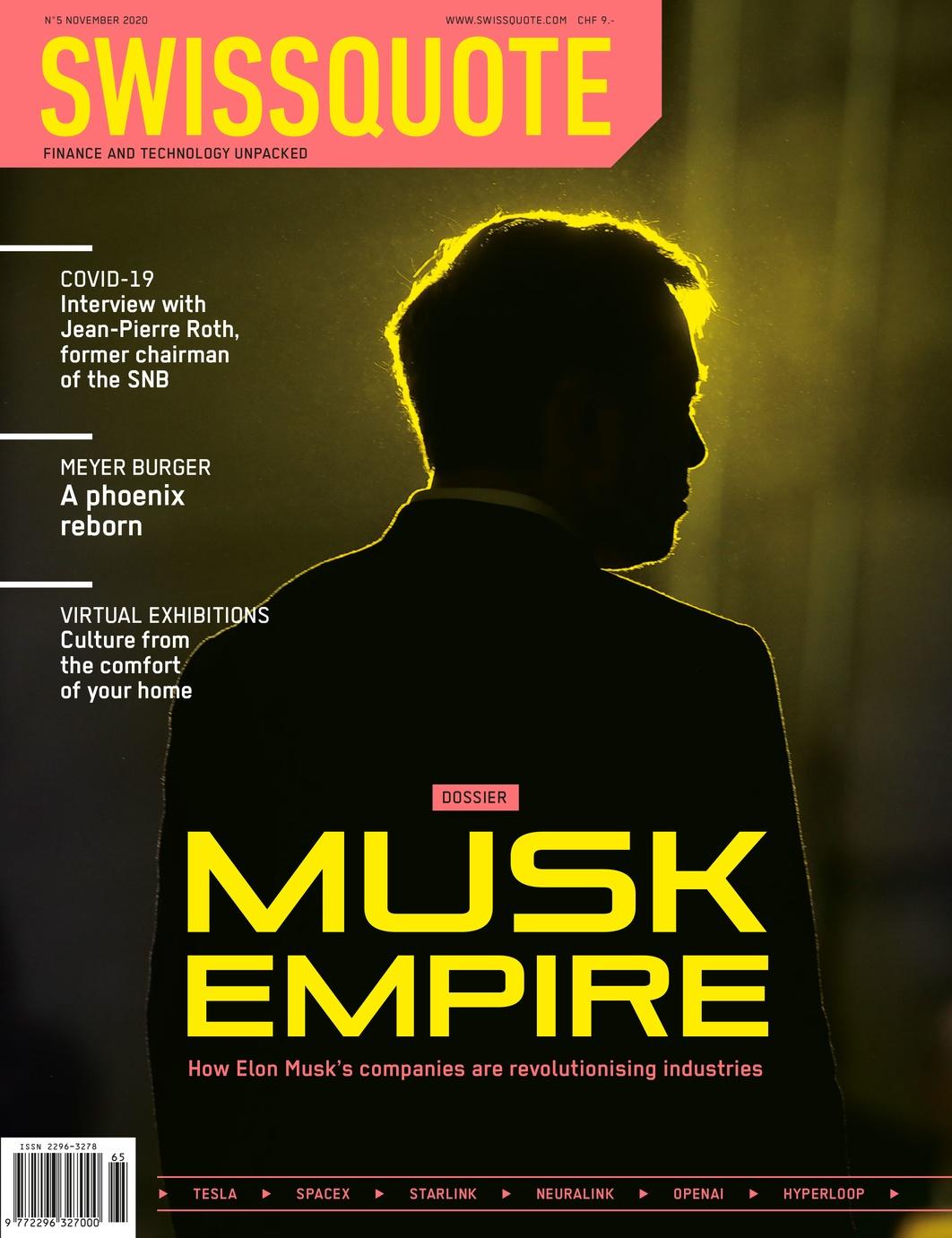 Swissquote Magazine 65